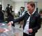 """Barkos (Geroa Bai) anima a votar """"con el ánimo de conseguir el cambio"""""""