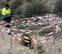 Andosilla cierra los accesos a Santa Cruz por una grieta de 15 metros