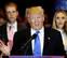 """Trump describe los resultados en Indiana como """"una tremenda victoria"""""""