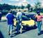 Denunciados tres 'McLaren' que circulaban a más de 160 km/h en Larraga