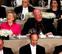 Clinton y Trump intercambian bromas y comentarios ácidos en una cena de caridad