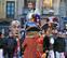 Pamplona honra a San Saturnino con actos musicales y festivos