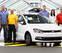 Volkswagen Navarra dona cuatro Polos a centros de FP