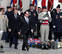 Homenaje de Macron a las víctimas de la II Guerra Mundial en su primer acto