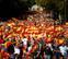 Concentración multitudinaria por las calles de Madrid
