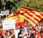 Los partidos navarros reconocen que las manifestaciones evidencian la pluralidad de Cataluña