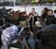 Los acusados responden, pero no lo harán a las acusaciones populares