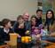Una cena variada y en familia