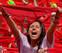 Mujeres navarras rechazan vestir con camisetas negras en el Chupinazo