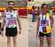 Mikel Etxamendi y Ana Llorens ganan la carrera 'Kiliki'