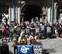 La asamblea del Gaztetxe Maravillas, tras la nueva okupación, insiste en responsabilizar al Gobierno foral
