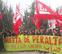Ayerdi dice que se trabaja por el derecho a la huelga de todas las partes en Huerta de Peralta