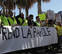 'Chalecos amarillos' impiden el paso de camiones a Francia
