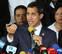 Guaidó convoca una marcha para entregar un manifiesto a las Fuerzas Armadas
