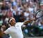Federer bate a Nadal por 3ª vez en Wimbledon y logra la final contra Djokovic