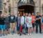 La serie 3Caminos busca localizaciones en el Camino de Santiago en Navarra