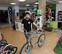 Tres negocios unidos por la bici en Pamplona