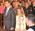 Los príncipes presiden el 6 de junio la entrega del Príncipe de Viana
