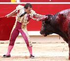 Oreja para Javier Castaño en el tercer toro de la tarde