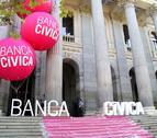 Banca Cívica no tiene decidido cómo