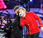 Bon Jovi repasa sus grandes éxitos en Barcelona