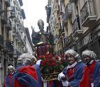 Unas 2.000 personas han visitado ya la exposición de San Saturnino