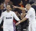 Benzema ilumina al Real Madrid (5-1)