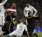 Benzema ilumina al Madrid