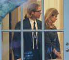 Brad Pitt y Angelina Jolie se reúnen con Barack Obama