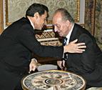 Sarkozy sostiene que los etarras autores de asesinatos