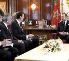 Rajoy se compromete a abrir una nueva etapa en las relaciones con Marruecos