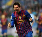 Messi gana su tercer 'Onze de Oro' e iguala a Platini y Zidane