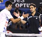 Djokovic pone a prueba de nuevo las expectativas de Ferrer