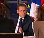 Sarkozy sube el IVA en Francia y asegura que Europa se estabiliza