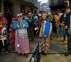 En los carnavales de Estella, de 2011