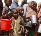 Una sequía en África causa problemas de alimentación a 12 millones de personas
