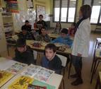 El TIL llegará a 80 niños de 3 años en Lerín, Sartaguda y San Adrián