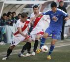 Michu y Diego Costa acercan al Rayo a la permanencia (2-0)