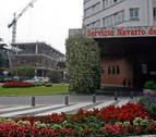 Entrada del Hospital de Navarra