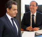 Sarkozy tira pero Hollande no afloja en la carrera electoral