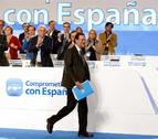 Rajoy sitúa a Arenas, Pons y Carlos Floriano en el núcleo duro del PP