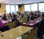 Elena Torres abre la semana cultural del club de jubilados