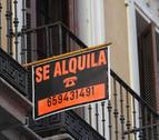 El precio medio del alquiler en Pamplona se encarece 125 euros en un año