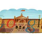 Google homenajea los 300 años de la Biblioteca Nacional
