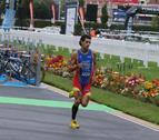 El navarro Raúl Amatriain, campeón de media distancia