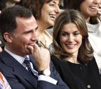 Los Príncipes visitarán la Ciudad de la Música tras el Príncipe de Viana