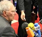 Schäuble descarta que España se convierta en otra Grecia