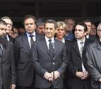 Sarkozy afirma que Francia no cederá al terror
