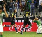 Pandiani le da un punto al Espanyol en la prolongación (1-1)
