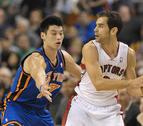 Los Raptors de Calderón cortan la racha de los Knicks